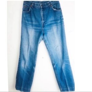 VINTAGE Levi's Style 544 High Rise 80s Mom Jeans